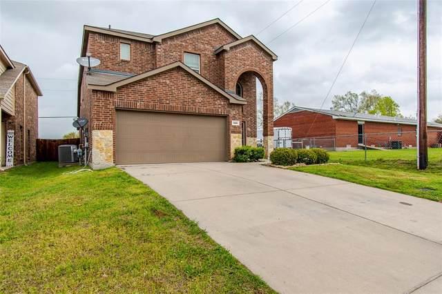 608 Jouette Street, Farmersville, TX 75442 (MLS #14302940) :: Ann Carr Real Estate