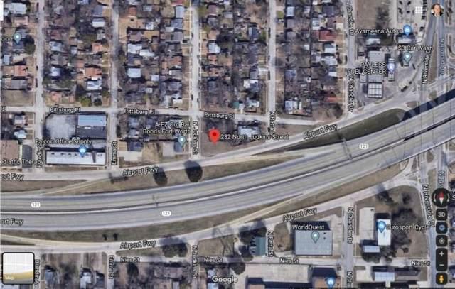 236 N Judkins Street, Fort Worth, TX 76111 (MLS #14303064) :: All Cities USA Realty