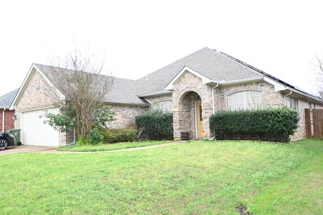 818 Elbe Drive, Arlington, TX 76001 (MLS #14303098) :: The Hornburg Real Estate Group