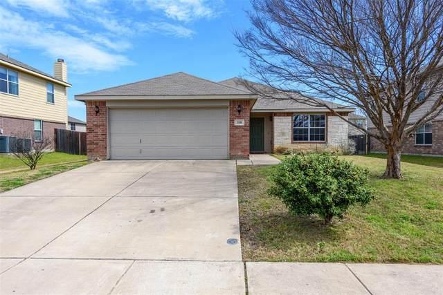 328 Saddlebrook Drive, Krum, TX 76249 (MLS #14303108) :: The Kimberly Davis Group