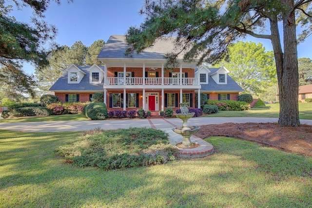 8 Forrest Brook Lane, Texarkana, TX 75503 (MLS #14303129) :: Team Tiller