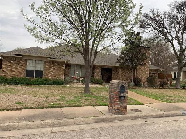 7343 Kirkham Drive, Dallas, TX 75252 (MLS #14303144) :: The Hornburg Real Estate Group
