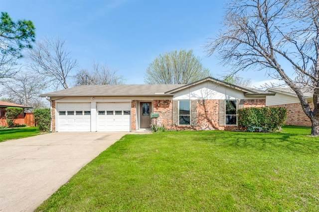 7905 Clark Street, North Richland Hills, TX 76180 (MLS #14303230) :: The Hornburg Real Estate Group