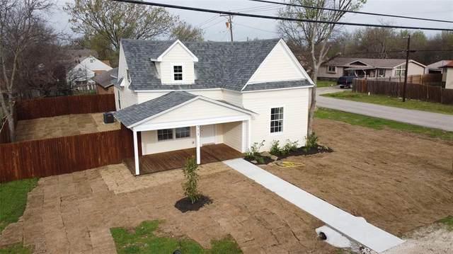 311 N Spears Street, Alvarado, TX 76009 (MLS #14303271) :: The Good Home Team
