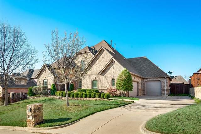 624 Indian Trail, Hurst, TX 76054 (MLS #14303300) :: RE/MAX Landmark