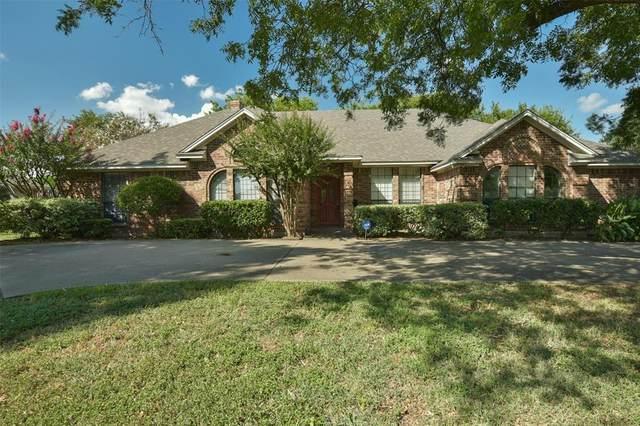 1006 Overlook Drive, Kaufman, TX 75142 (MLS #14303338) :: The Chad Smith Team