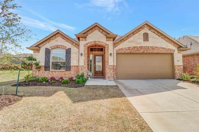 15913 Placid Trail, Prosper, TX 75078 (MLS #14303340) :: Real Estate By Design