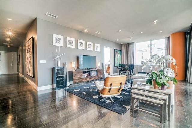 2200 Victory Avenue #1507, Dallas, TX 75219 (MLS #14303344) :: North Texas Team | RE/MAX Lifestyle Property
