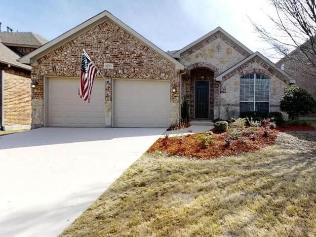 8712 Dayton Drive, Lantana, TX 76226 (MLS #14303370) :: North Texas Team | RE/MAX Lifestyle Property