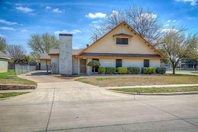 2321 Valleywood Drive, Carrollton, TX 75006 (MLS #14303386) :: The Good Home Team