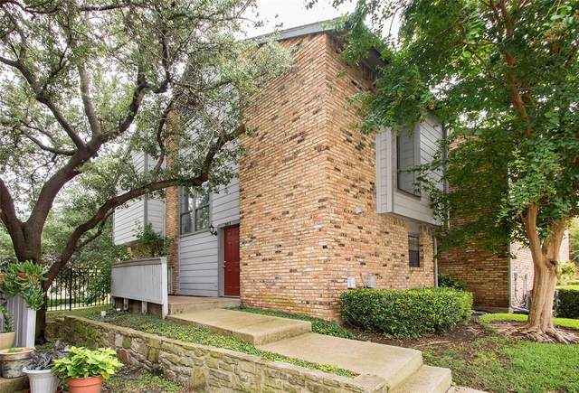 15151 Berry Trail #301, Dallas, TX 75248 (MLS #14303402) :: Front Real Estate Co.