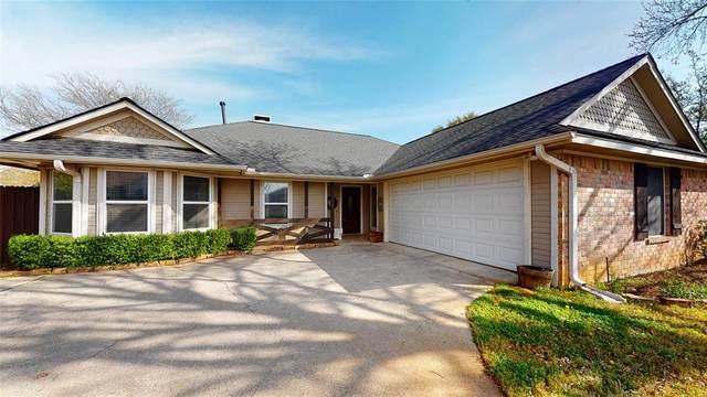 689 Savanna Drive, Highland Village, TX 75077 (MLS #14303480) :: Baldree Home Team