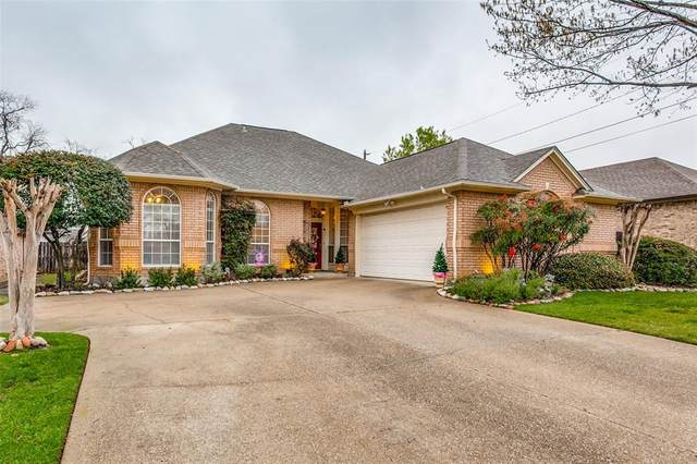 913 Shannon Creek Drive, Mansfield, TX 76063 (MLS #14303499) :: The Hornburg Real Estate Group
