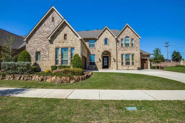 15152 Camden Lane, Frisco, TX 75035 (MLS #14303520) :: All Cities USA Realty