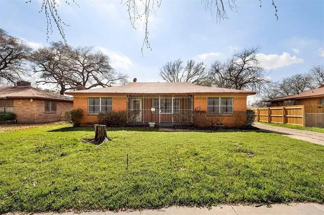4627 De Kalb Avenue, Dallas, TX 75216 (MLS #14303536) :: The Hornburg Real Estate Group