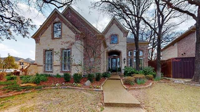 3113 Winston Drive, Highland Village, TX 75077 (MLS #14303550) :: Baldree Home Team