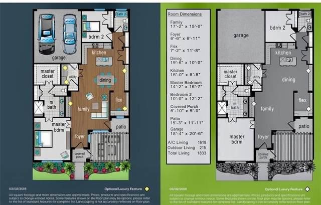 3781 White Clover Lane, Prosper, TX 75078 (MLS #14303603) :: Real Estate By Design