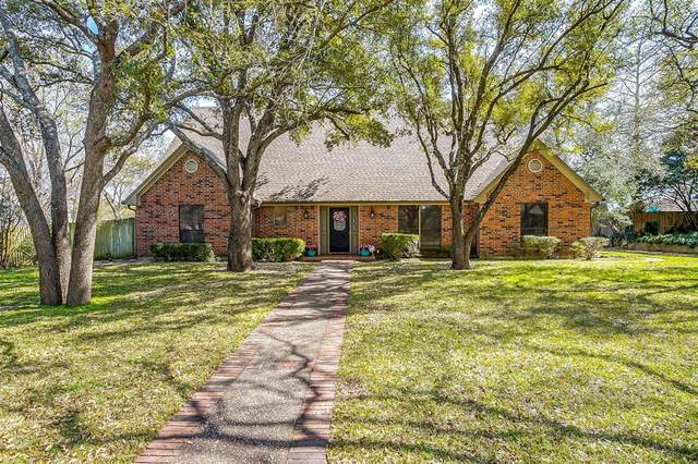 1501 Baystone Road, Cleburne, TX 76033 (MLS #14303734) :: The Rhodes Team