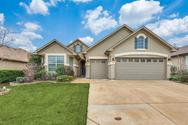 10012 Cypress Street, Denton, TX 76207 (MLS #14303746) :: The Kimberly Davis Group
