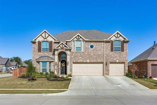 2107 Milan Drive, Corinth, TX 76210 (MLS #14303807) :: Baldree Home Team