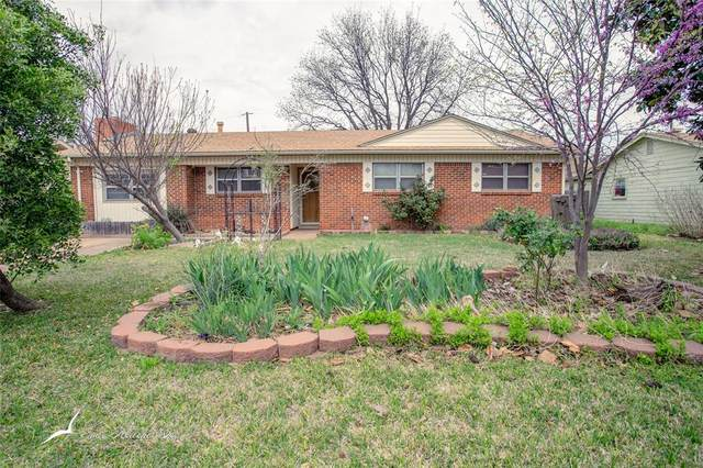 3650 Janice Lane, Abilene, TX 79603 (MLS #14303863) :: Real Estate By Design