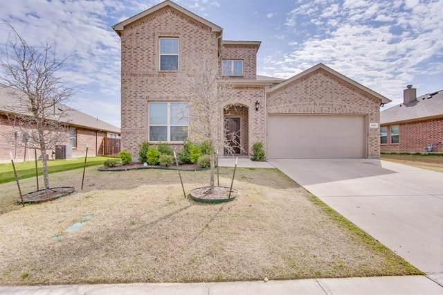 1320 Foxglove Lane, Burleson, TX 76028 (MLS #14303950) :: The Mitchell Group