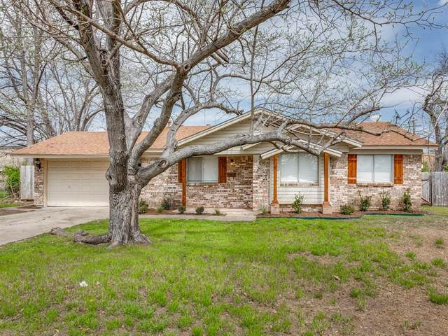 1016 Angela Court, Everman, TX 76140 (MLS #14303979) :: All Cities USA Realty