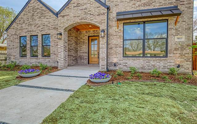 5813 Lyle Street, Westworth Village, TX 76114 (MLS #14304019) :: Justin Bassett Realty