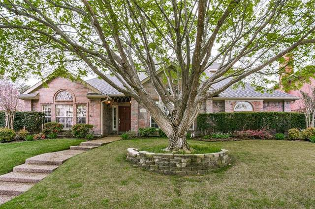 7633 Hove Court, Plano, TX 75025 (MLS #14304023) :: Frankie Arthur Real Estate