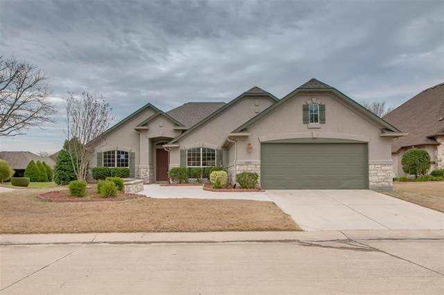 10201 Murray S Johnson Street, Denton, TX 76207 (MLS #14304052) :: The Kimberly Davis Group
