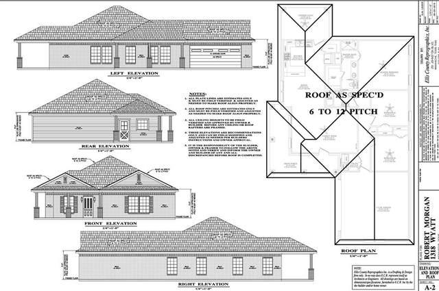 1318 Wyatt Street, Waxahachie, TX 75165 (MLS #14304066) :: The Chad Smith Team