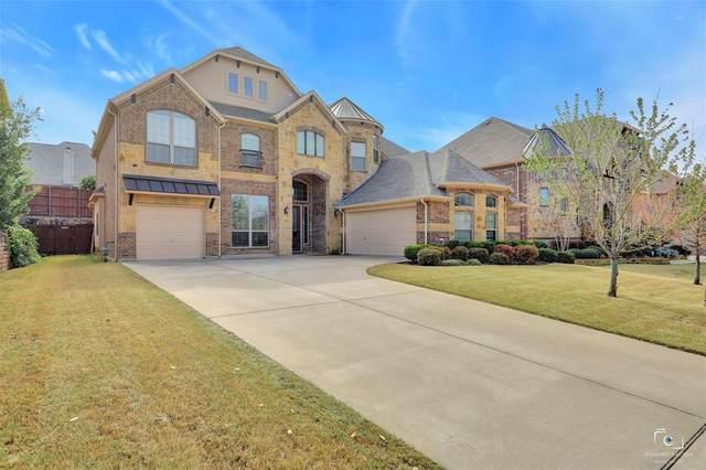 33 Tennis Village Drive, Heath, TX 75032 (MLS #14304094) :: RE/MAX Landmark