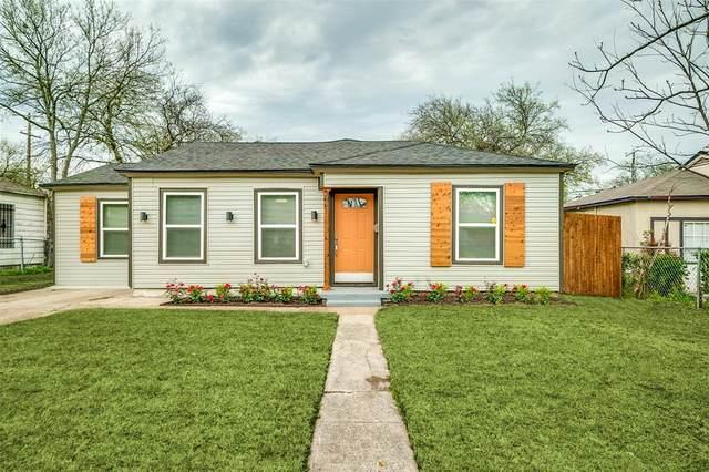 2861 Falls Drive, Dallas, TX 75211 (MLS #14304099) :: Vibrant Real Estate