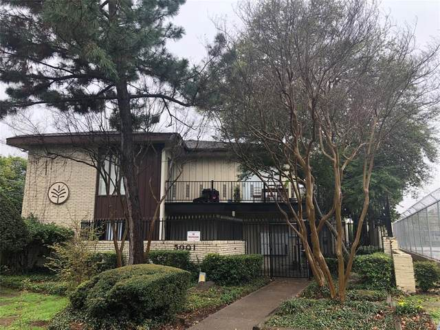 5001 Bowser Avenue #130, Dallas, TX 75209 (MLS #14304131) :: Front Real Estate Co.
