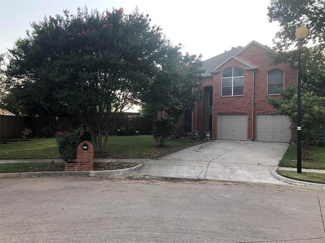 775 Poplar Court, Lake Dallas, TX 75065 (MLS #14304149) :: Baldree Home Team
