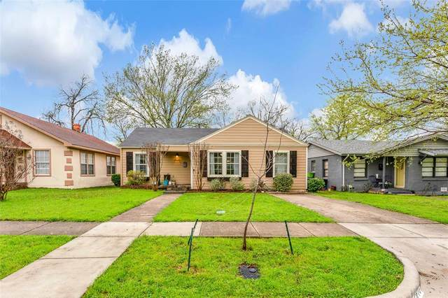2816 Ryan Avenue, Fort Worth, TX 76110 (MLS #14304225) :: All Cities USA Realty