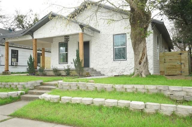 204 Wyatt Street, Waxahachie, TX 75165 (MLS #14304237) :: The Chad Smith Team