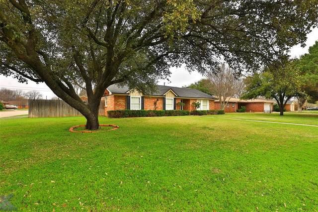 2248 Regent Drive, Abilene, TX 79605 (MLS #14304359) :: Potts Realty Group