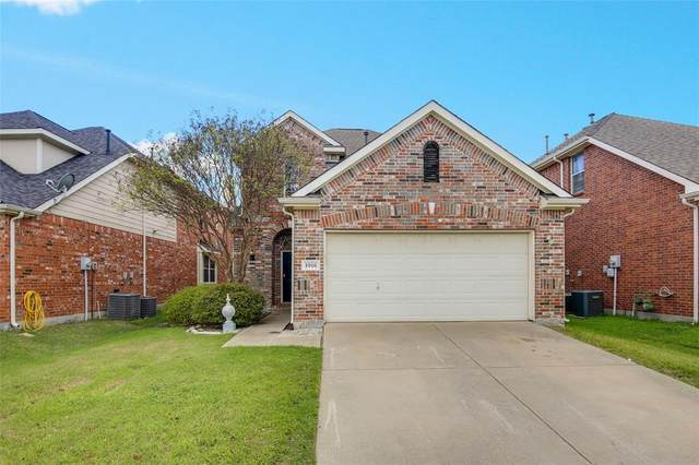 1916 Hopkins Drive, Mckinney, TX 75072 (MLS #14304383) :: The Good Home Team