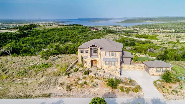 1077 Honeysuckle Court, Graford, TX 76449 (MLS #14304384) :: Robbins Real Estate Group