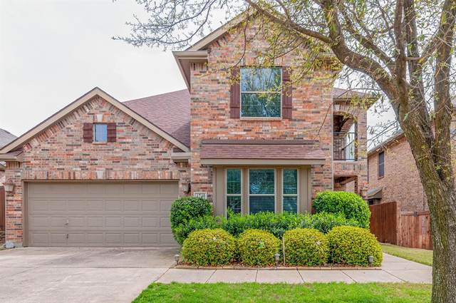 4740 Van Zandt Drive, Fort Worth, TX 76244 (MLS #14304438) :: Roberts Real Estate Group