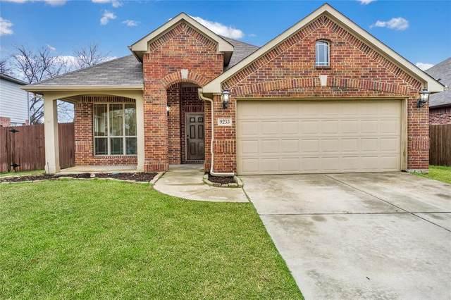 9233 Windsor Drive, Little Elm, TX 75068 (MLS #14304449) :: Post Oak Realty