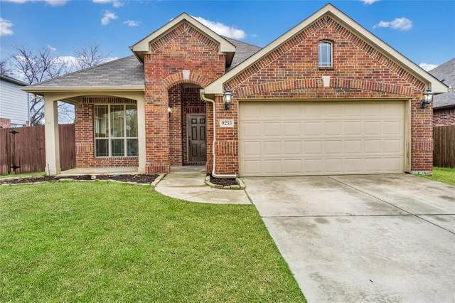 9233 Windsor Drive, Little Elm, TX 75068 (MLS #14304449) :: The Kimberly Davis Group