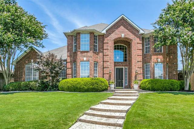 3801 Lakedale Drive, Plano, TX 75025 (MLS #14304461) :: The Good Home Team