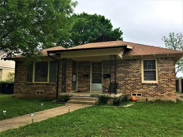1030 Cedar Hill Avenue, Dallas, TX 75208 (MLS #14304534) :: Roberts Real Estate Group