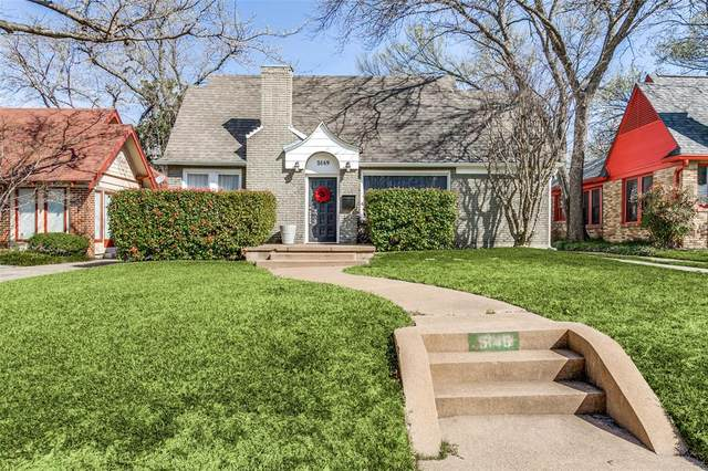 5149 Goodwin Avenue, Dallas, TX 75206 (MLS #14304562) :: The Mitchell Group
