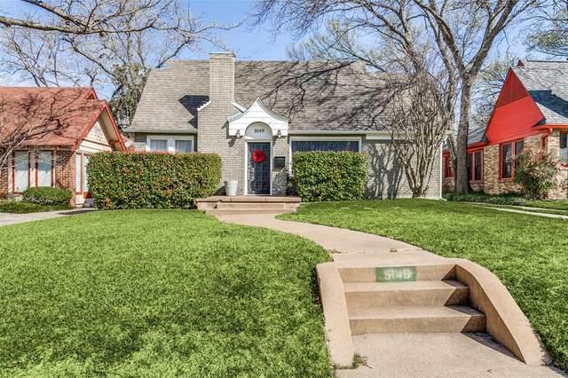 5149 Goodwin Avenue, Dallas, TX 75206 (MLS #14304562) :: Robbins Real Estate Group