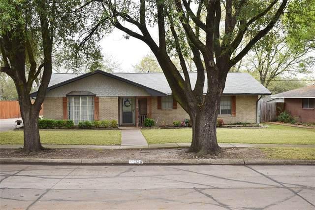 1216 Sunset Drive, Ennis, TX 75119 (MLS #14304590) :: The Good Home Team