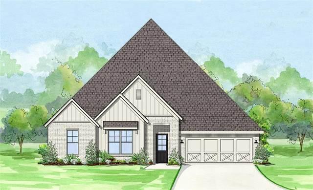 752 Tallgrass Drive, Aledo, TX 76008 (MLS #14304609) :: Potts Realty Group