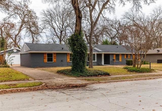 3114 Medina Drive, Garland, TX 75041 (MLS #14304696) :: The Chad Smith Team
